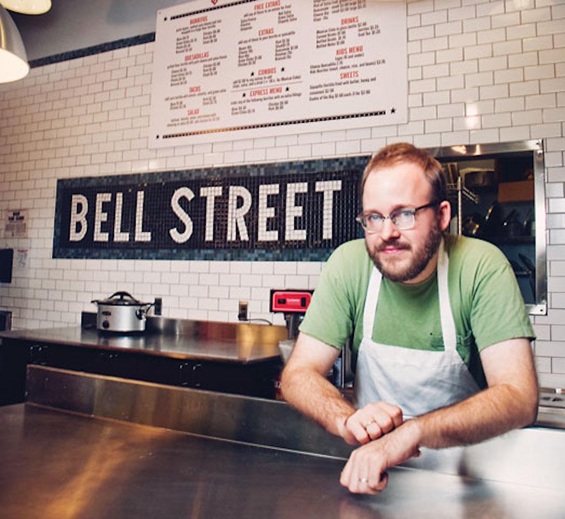 Bell Street Burritos - Matt Hinton
