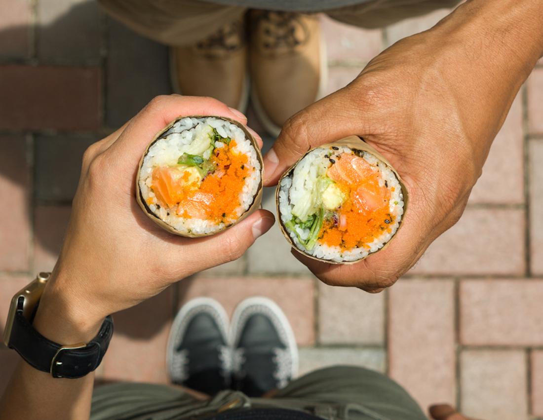 BoruBoru Sushi