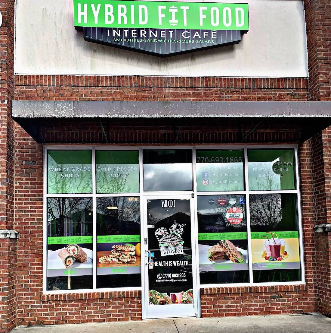 Hybrid Fit Food East