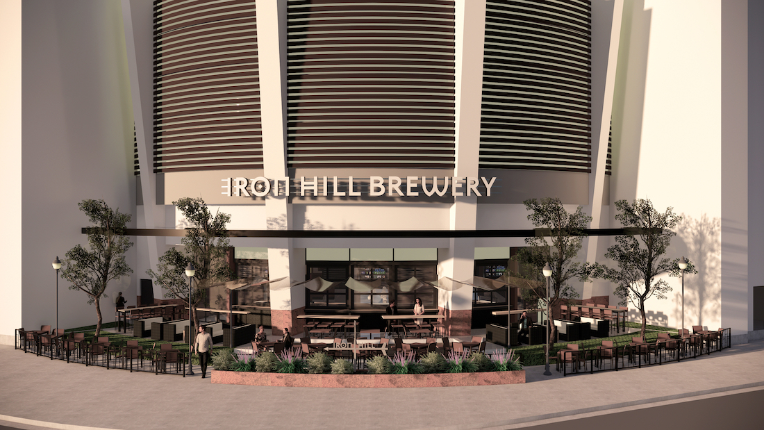 Iron Hill Brewery and Restaurant -Buckhead Rendering