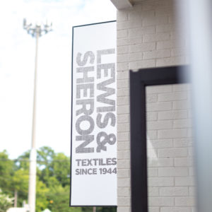 Lewis and Sheron Textiles - Collier Road