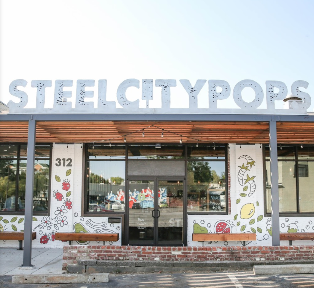 Steel City Pops Decatur