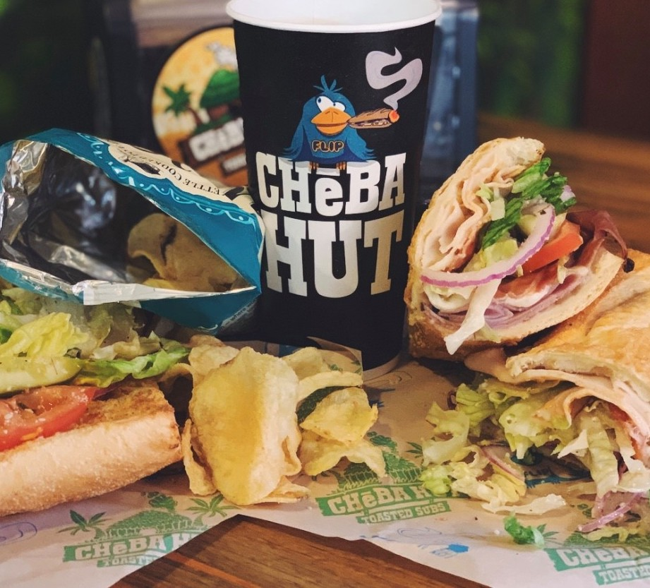 Cheba Hut Toasted Subs - Theory West Midtown