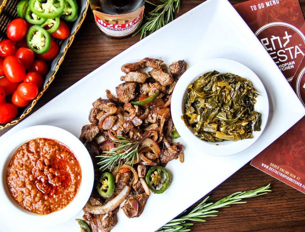 Desta Ethiopian Kitchen - Westside Village