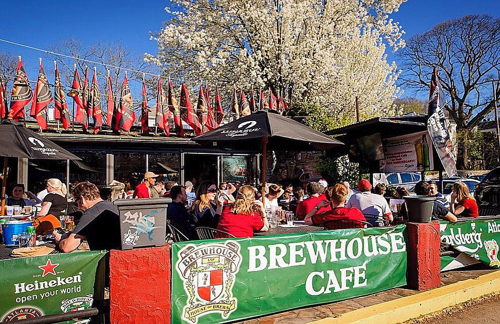 The Brewhouse Cafe