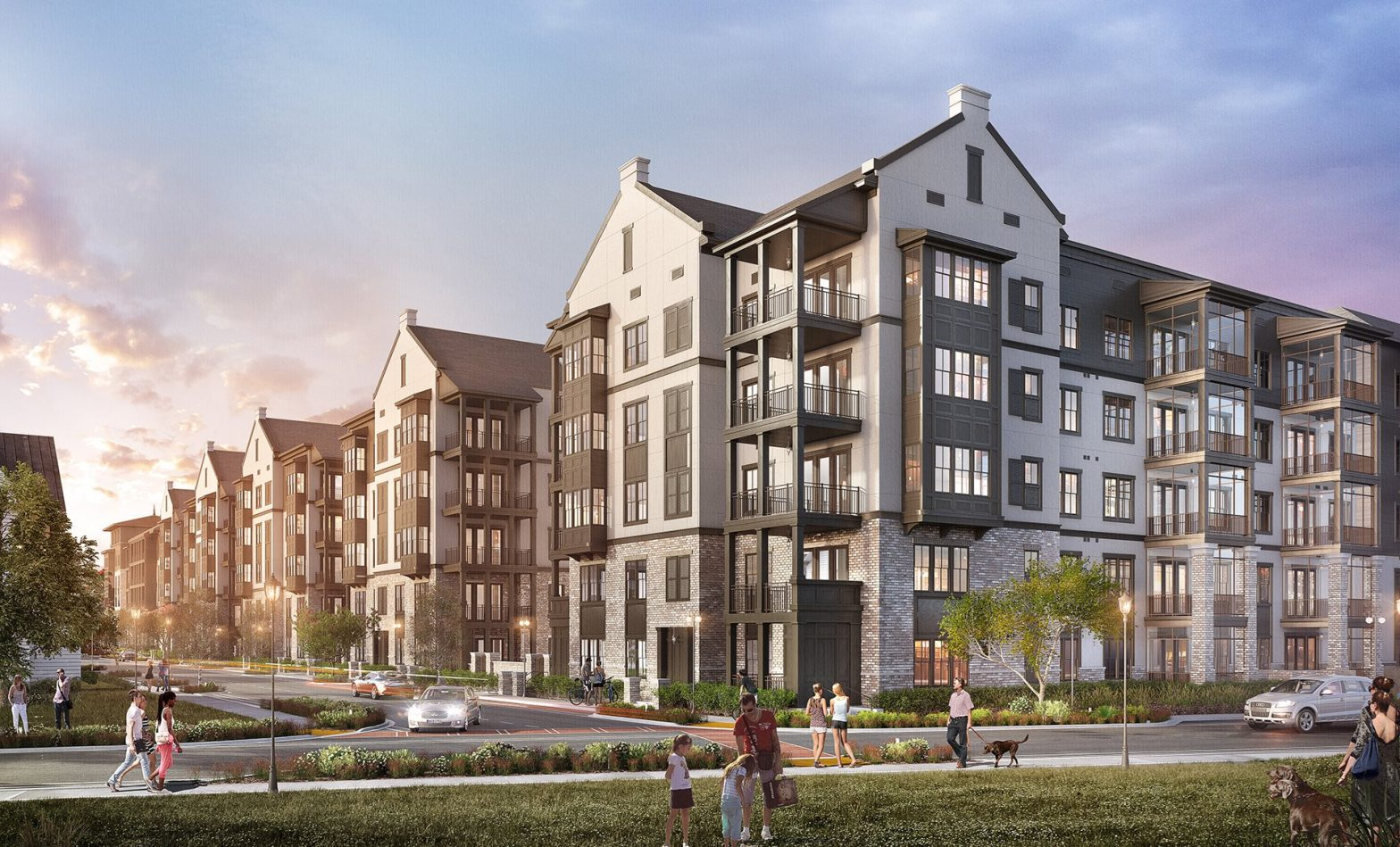 The Alastair Opens in Sandy Spring's New Aria Village Development | What Now Atlanta