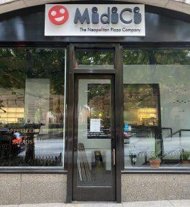 MidiCi Midtown Atlanta Closed