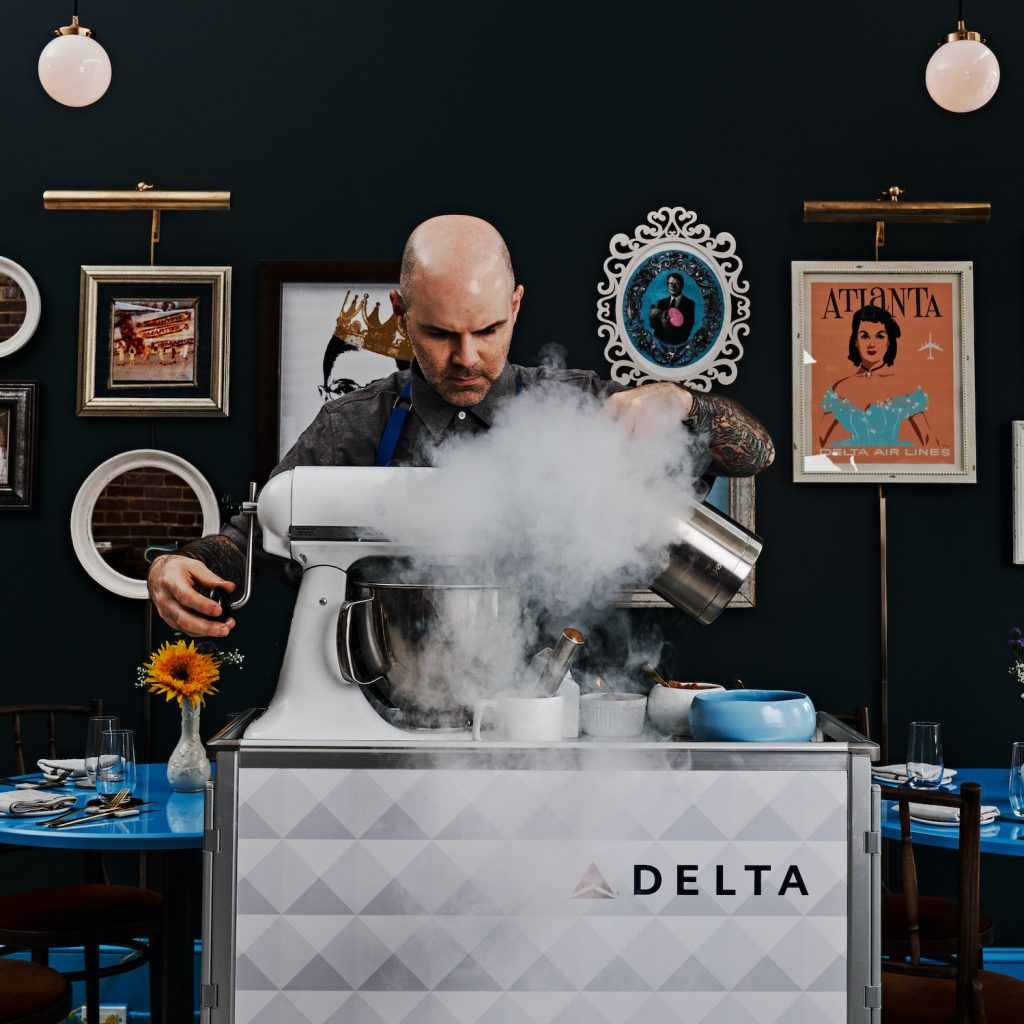 Southern Belle - Delta Dessert Cart x Billy Cole