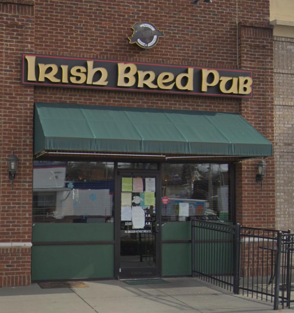 Irish Bred Pub