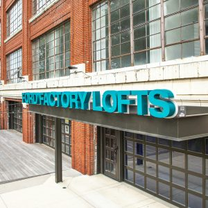 Lady Ha - Ford Factory Lofts