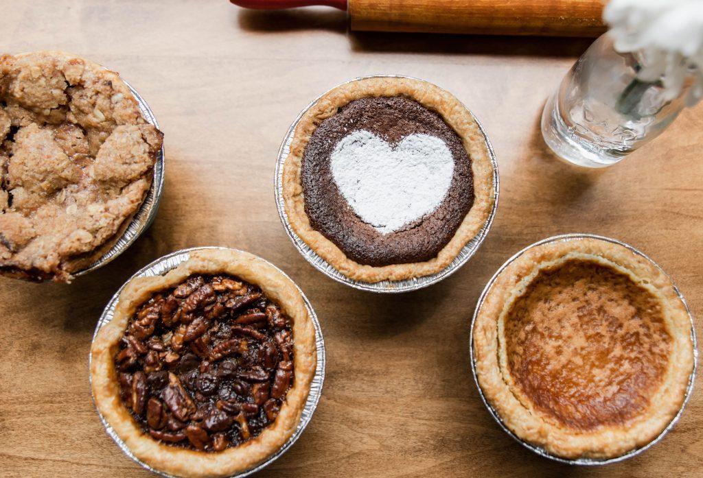 Crave Pie Studio Assorted Mini