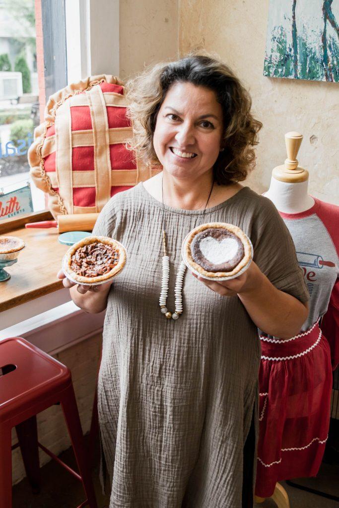 Crave Pie Studio Alpharetta Briana Carson Owner