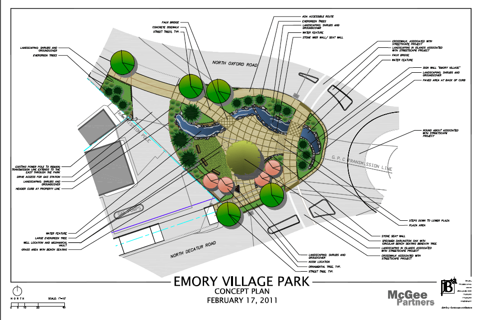 new park planned for emory village ~ what now, atlanta?