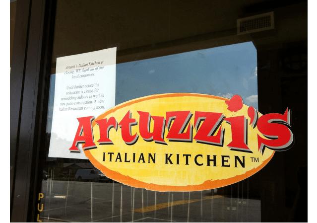 Artuzzi's Italian Kitchen ~ what now atlanta