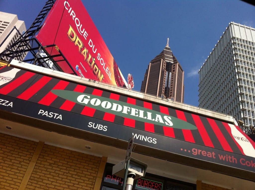Goodfellas Downtown ~ what now atlanta