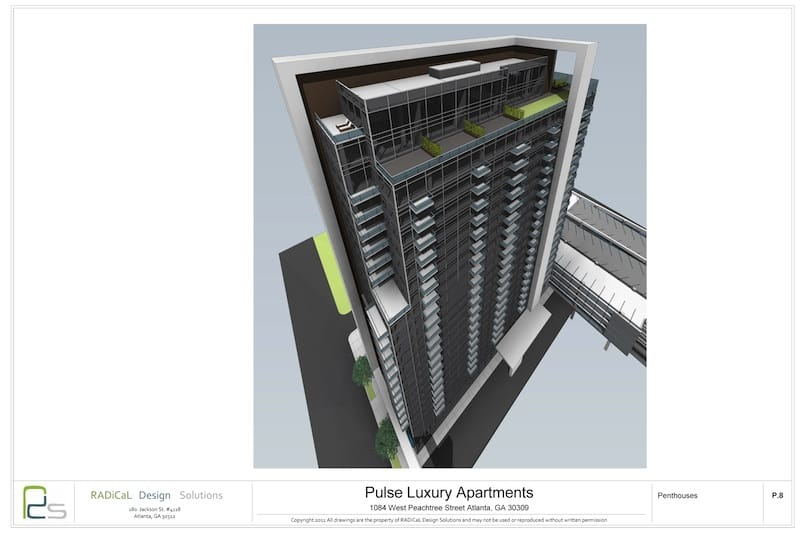 Pulse Luxury Apartments Penthouses ~ what now atlanta