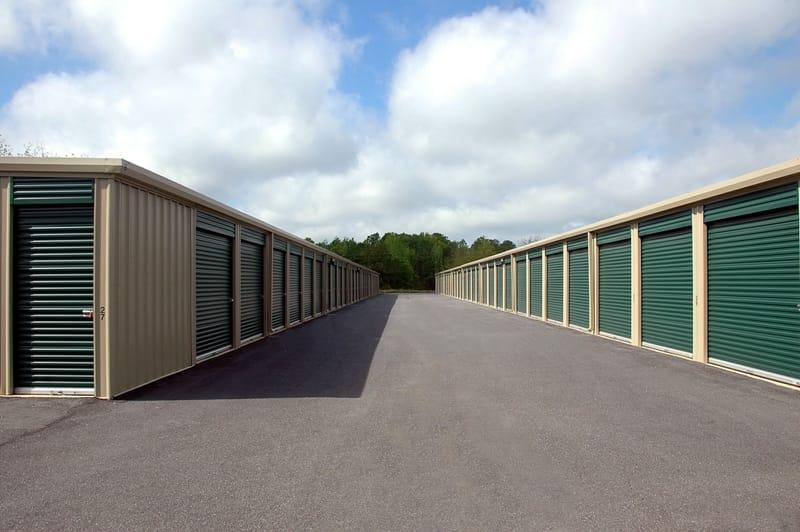 Self-storage building ~ what now atlanta