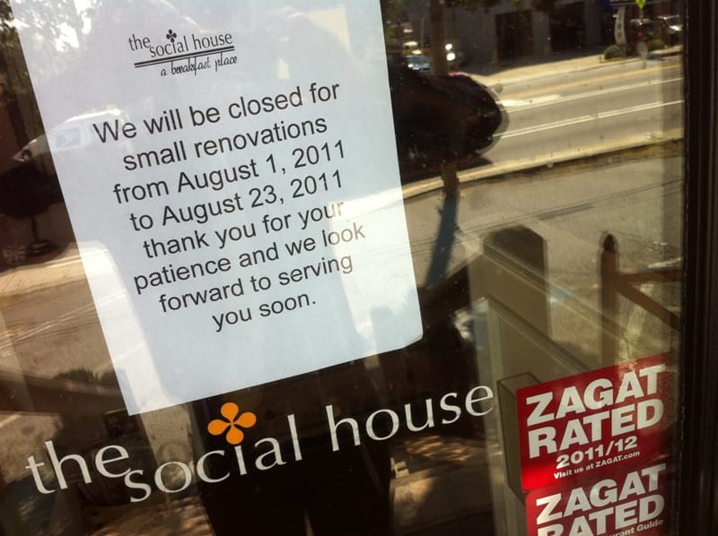 Social House ~ what now atlanta
