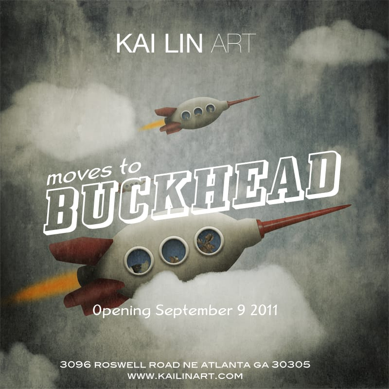 Kai Lin Art Gallery relocates to Buckhead ~ what now atlanta