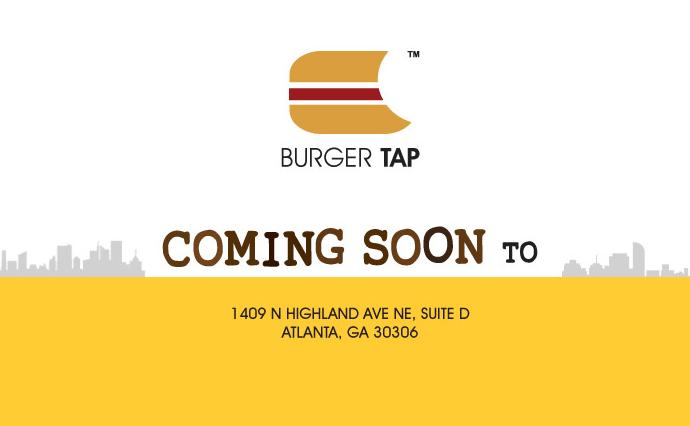 Burger Tap ~ what now atlanta