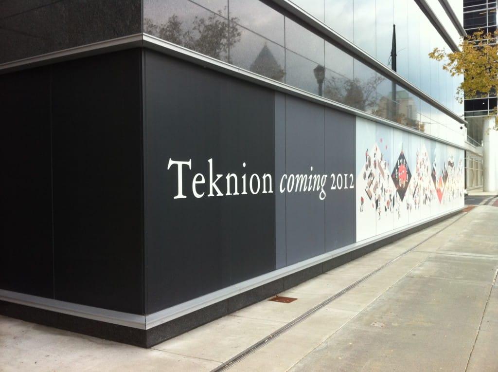 Teknion Atlantic Station ~ What Now Atlanta