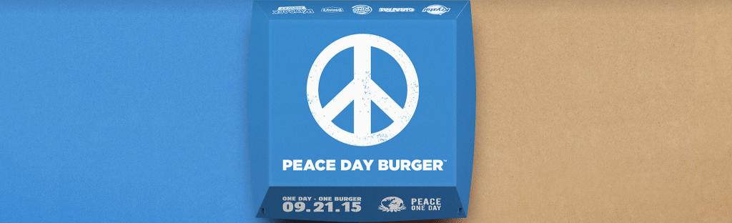 Burger King - Peace Once Day - Atlanta