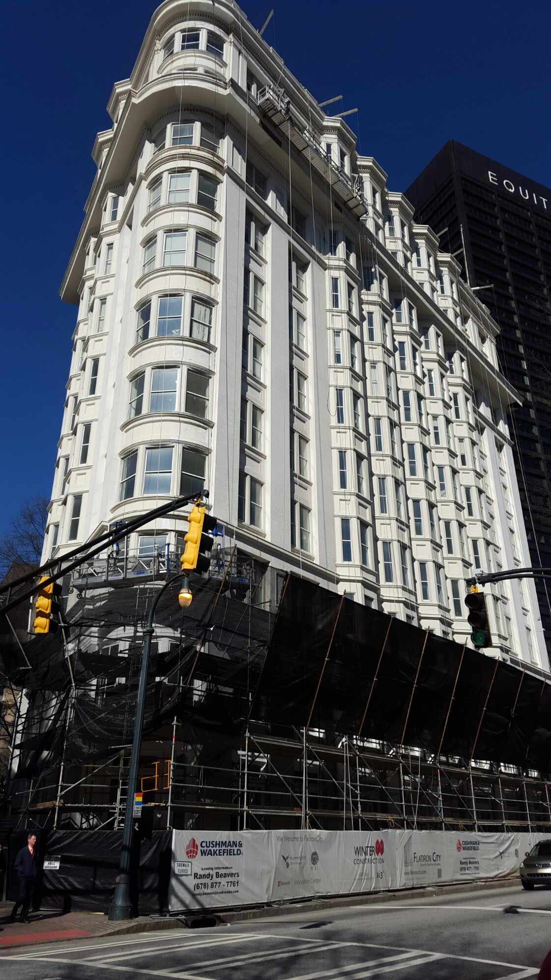 Figo Pasta will be a part of the Flatiron building after its $12 million renovation.