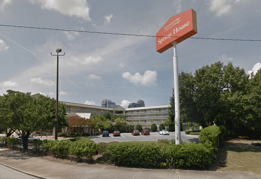 SCAD Spring House