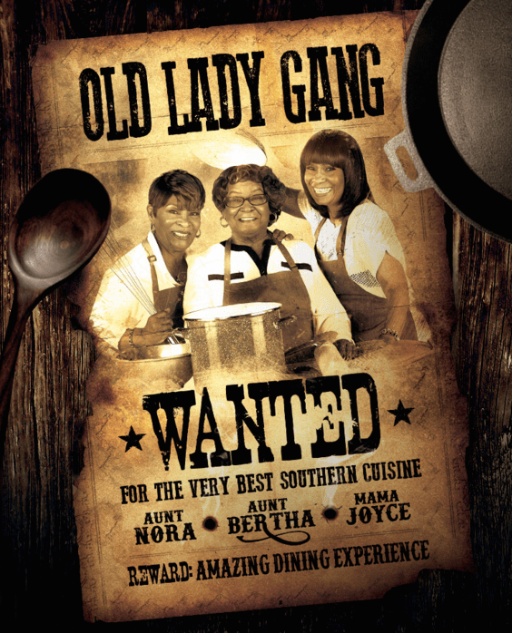 Old Lady Gang's Southern Cuisine