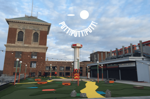 """""""The Roof"""" at Ponce City Market"""