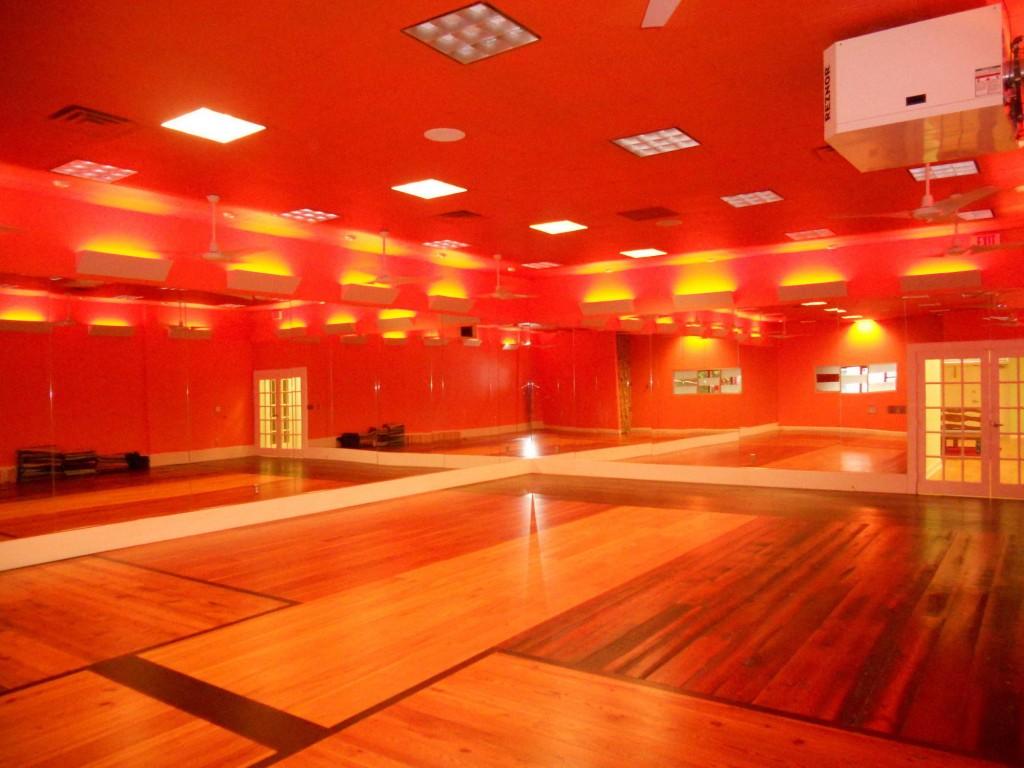Red Hot Yoga's Miami Circle Studio