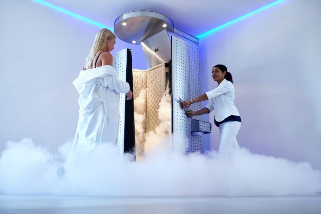 Icebox Cryotherapy | Yoo on The Park