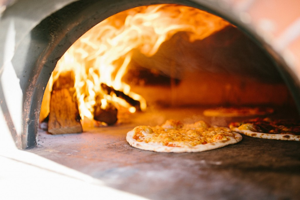 Southern Crust Catering Co. Pizza Oven