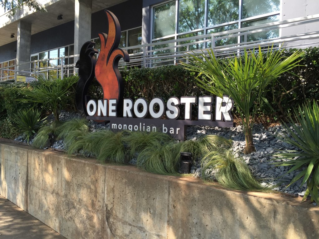 One Rooster Mongolian Bar