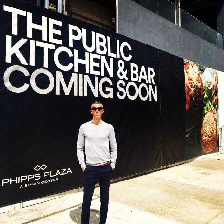 Daniel Reed's The Public Kitchen & Bar - Phipps Plaza
