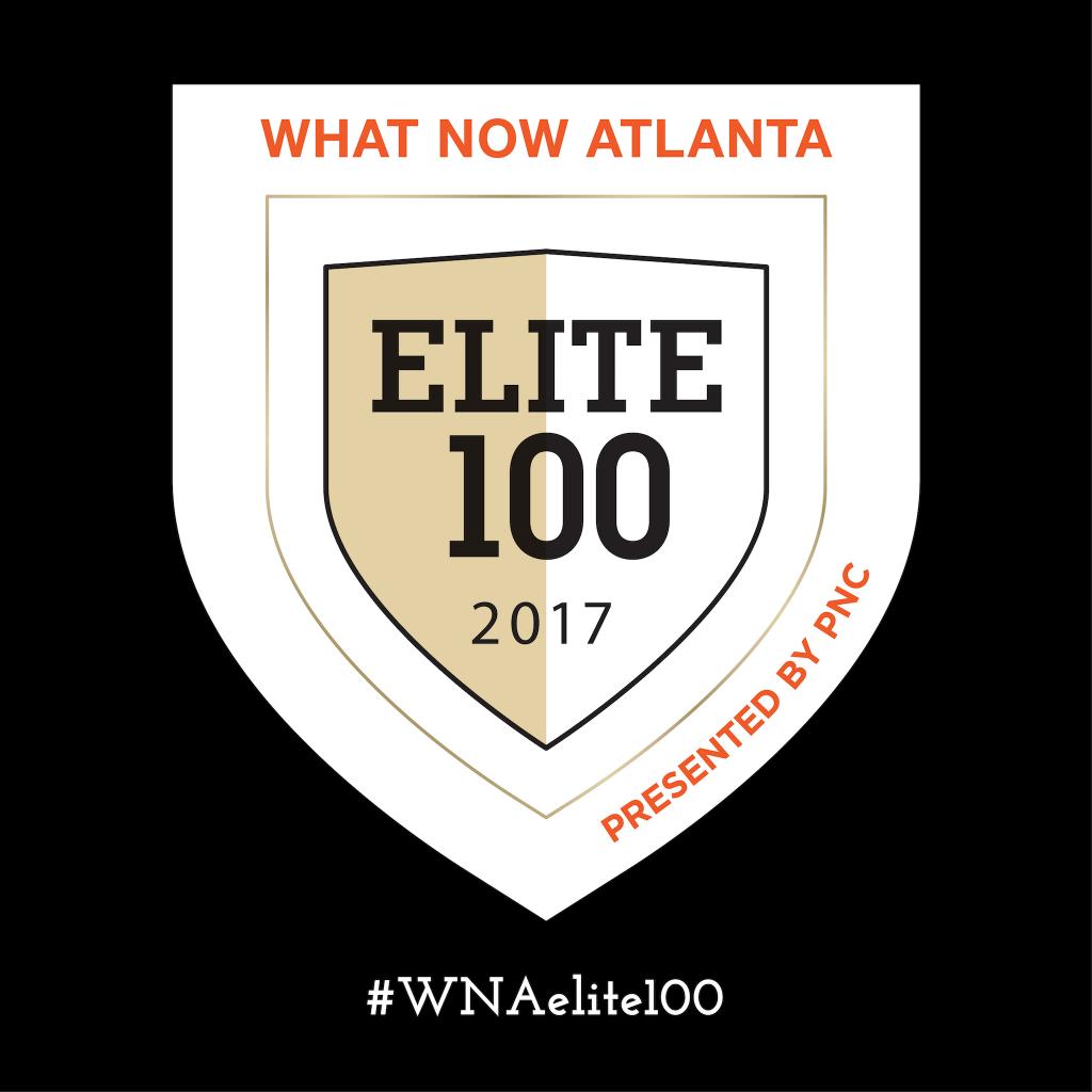 Elite 100 of 2017 - Social Media Badge
