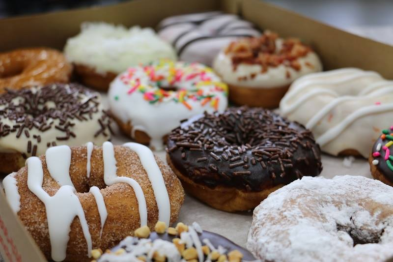 Duck Donuts - Donuts