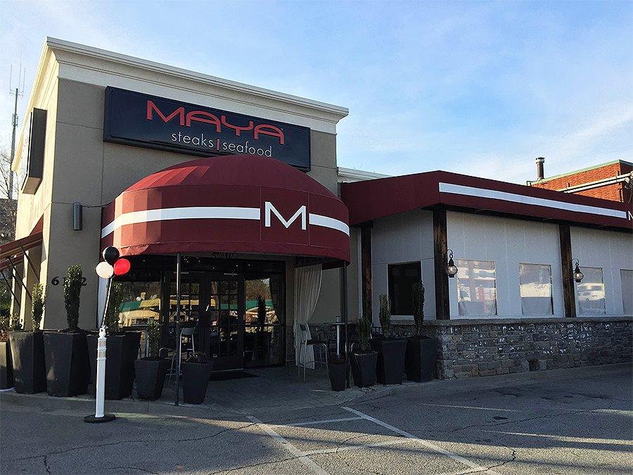 Maya Steaks and Seafood - Sandy Springs