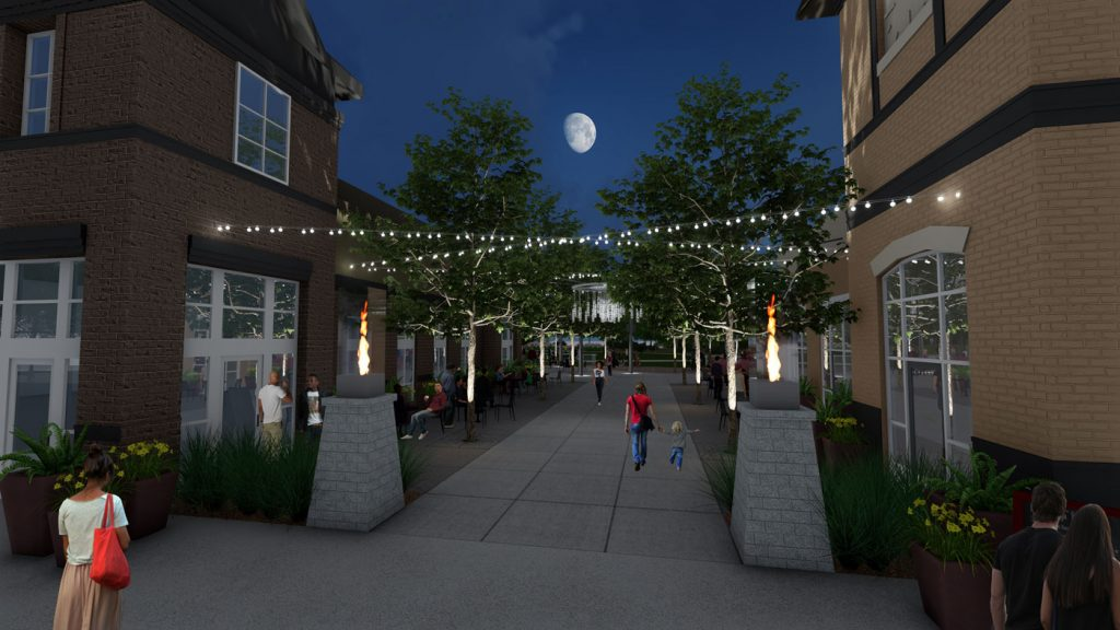 Peachtree Corners Town Center - Rendering 3