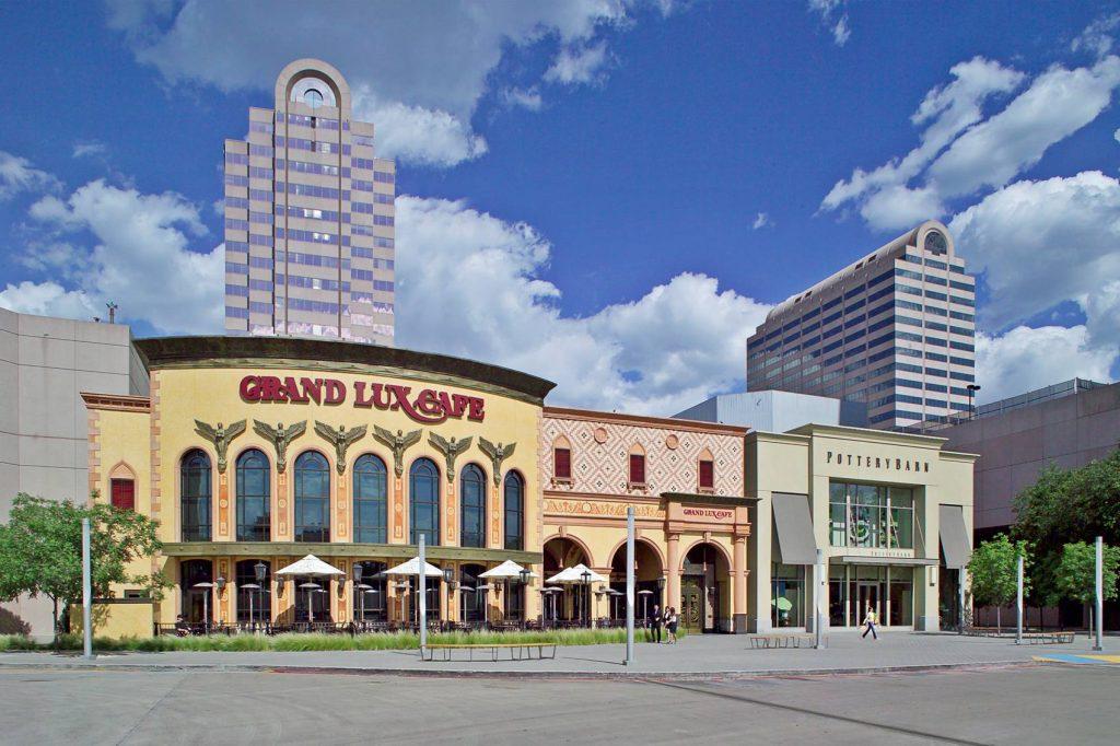 Grand Lux Cafe - Dallas
