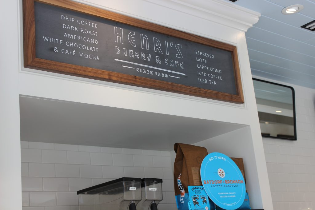 Henri's Bakery and Cafe - Andrews Square 2