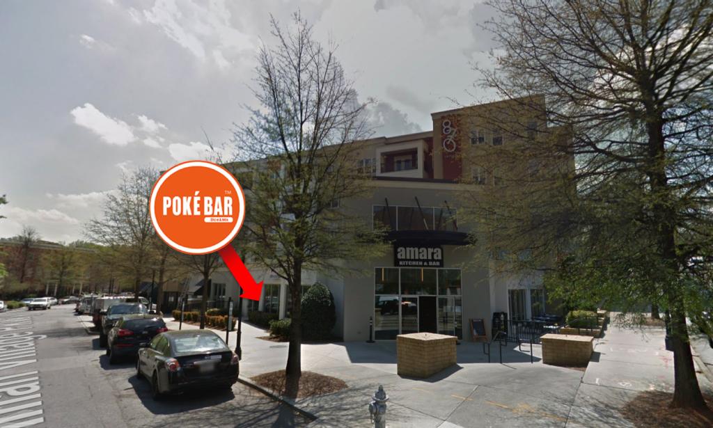 Poke Bar - Inman Park - Atlanta