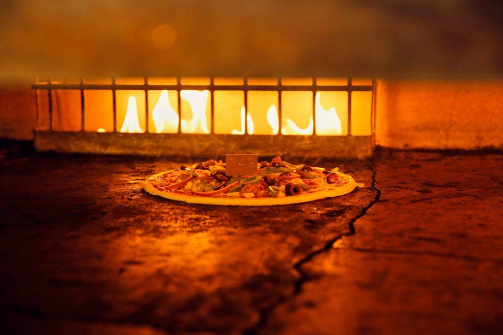 Blaze Pizza - Oven