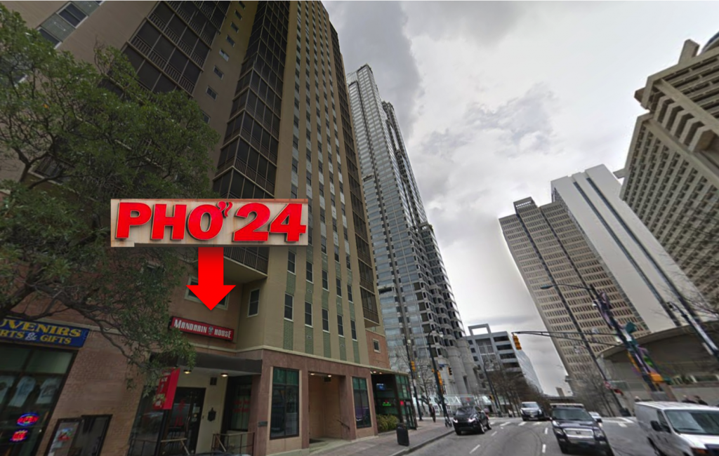 Pho 24 Downtown Atlanta