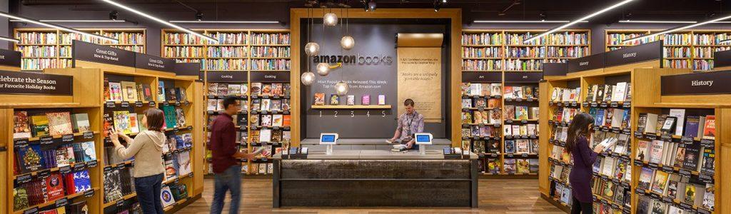 Amazon Books - Image Via Amazon