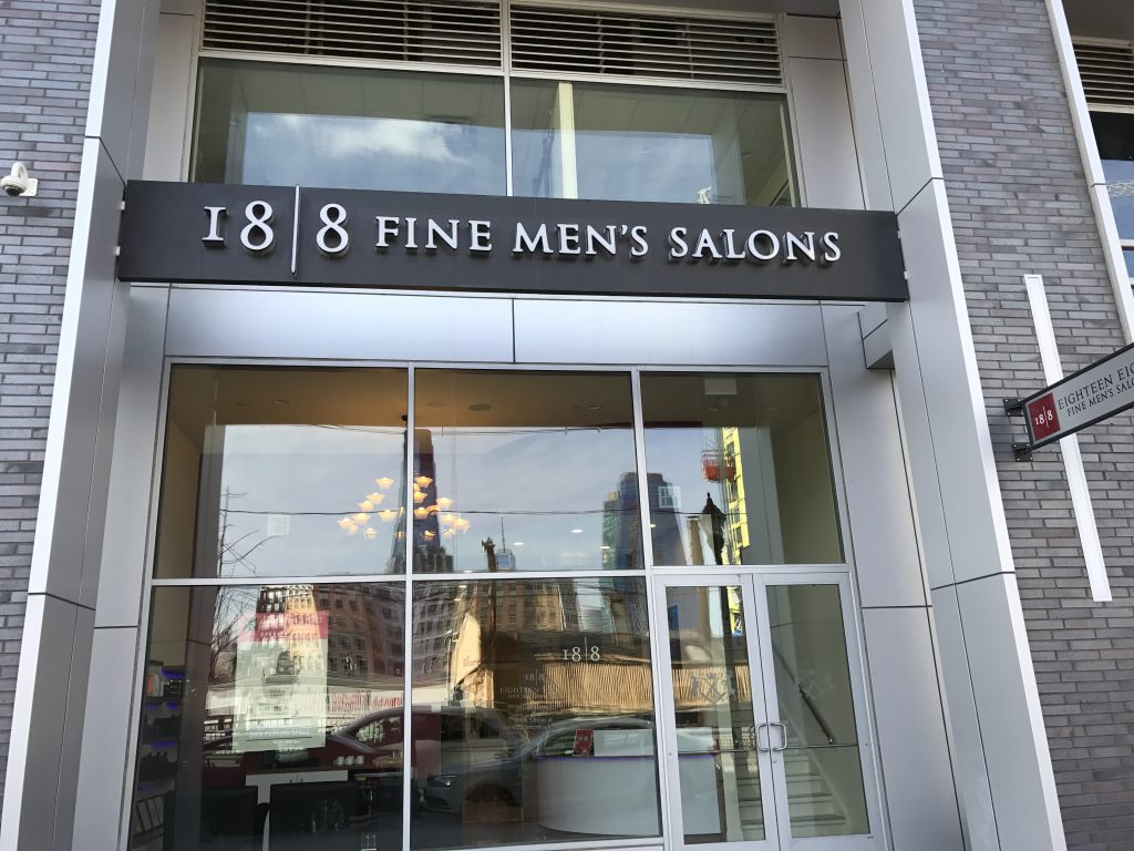 18|8 Fine Men's Salons - Peachtree Corners