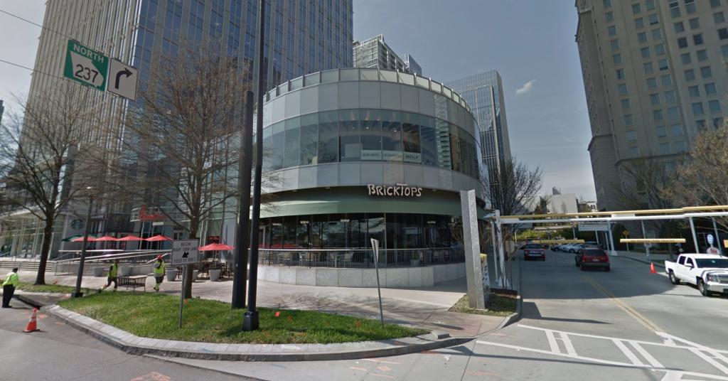 BrickTop's Atlanta Closed