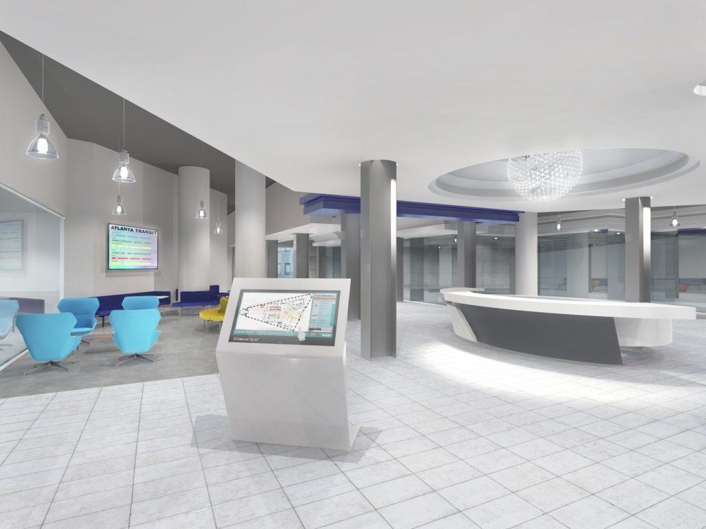 Hurt Building Lobby