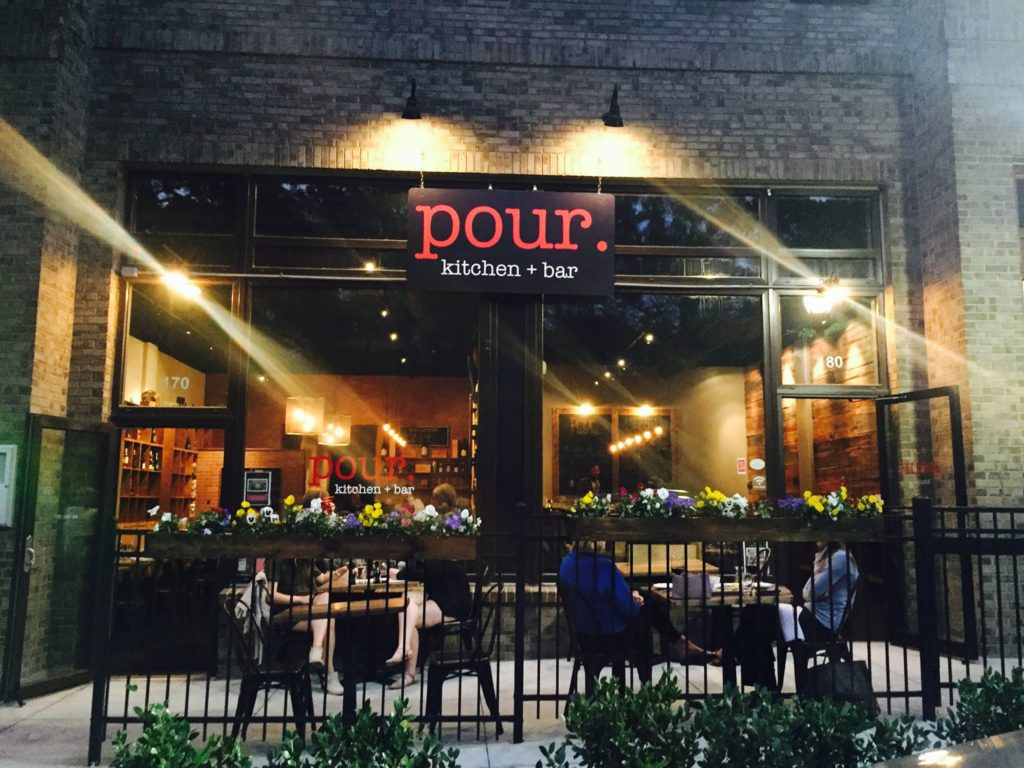 Pour. A.M. - Pour. Kitchen + Bar