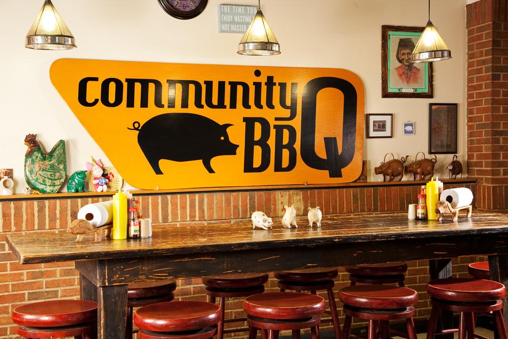 Community Q BBQ - Decatur